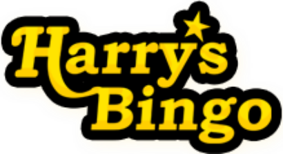 Logo: Harry's Bingo