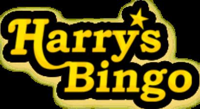 Logo: Harry's Bingo
